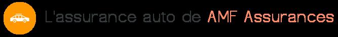 assurance auto amf assurances