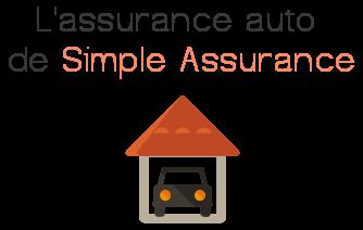 assurance auto simple assurance