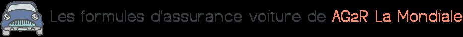 assurance voiture ag2R la mondiale