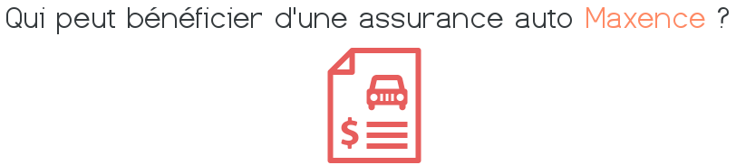 beneficiaire assurance auto maxence