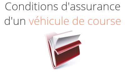 condition assurance vehicule course