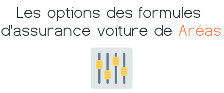 option formule assurance voiture areas