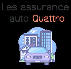 quattro assurance auto