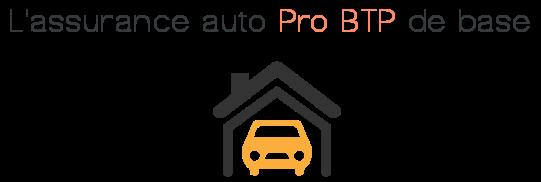 assurance auto pro btp base
