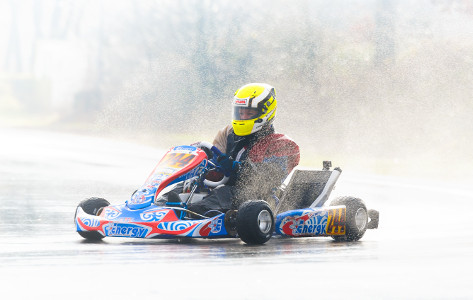 assurance karting