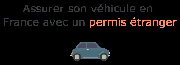 assurance permis etranger