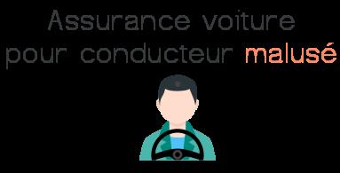 assurance voiture conducteur malus