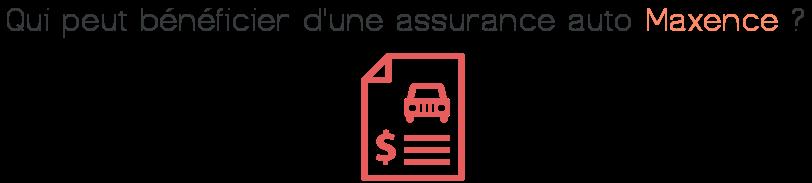 beneficiaire assurance auto maxence