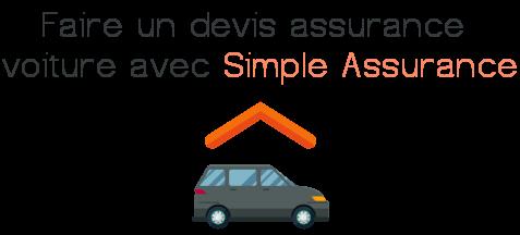 devis assurance voiture simple assurance