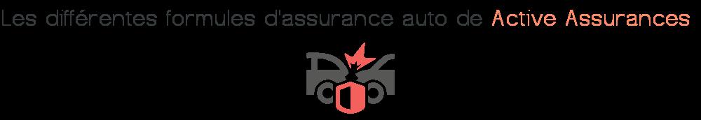 formules assurance auto active assurances