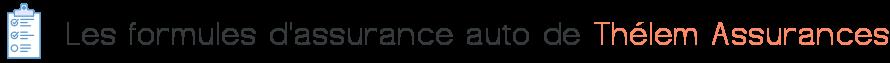 formules assurance auto thelem assurances