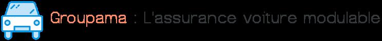 groupama assurance voiture